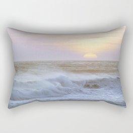 Pacific Ocean Seascape #71 by Murray Bolesta Rectangular Pillow