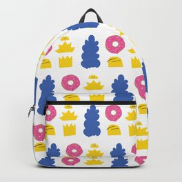 Simpsons Family Backpack