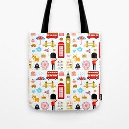 Enjoy London! Tote Bag
