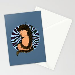 VOODOO GIRL Stationery Cards