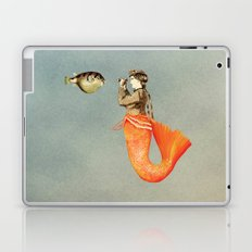 In search of realistic love Laptop & iPad Skin