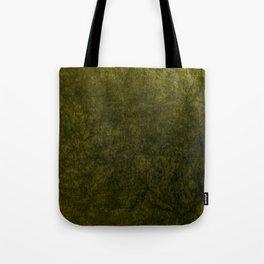 olive green velvet   texture Tote Bag
