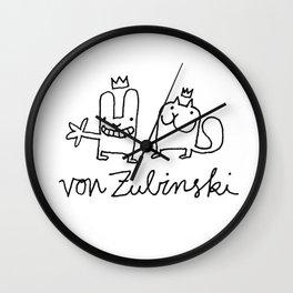 von Zubinski Wall Clock