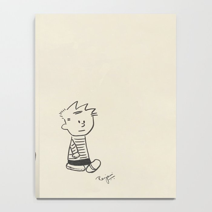 Calvin and Hobbes Notebook
