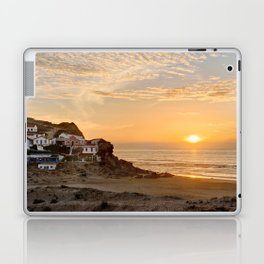 Sunset on the Costa Vicentina, Portugal Laptop & iPad Skin