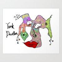 Tank Dweller Art Print