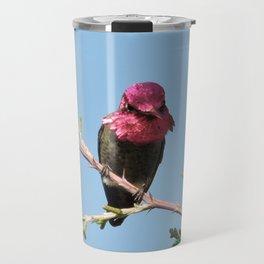Mr. Anna's Hummingbird in Ideal Light Travel Mug