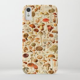 Vintage Mushroom Designs Collection iPhone Case
