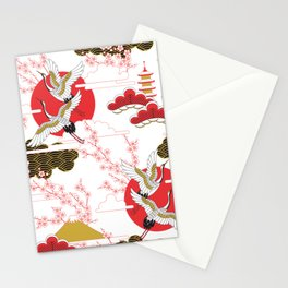 japan art Stationery Cards
