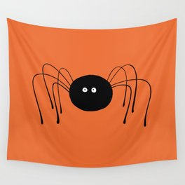 Lonely Spider Wall Tapestry