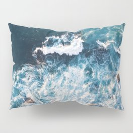 Ocean Rocks Pillow Sham