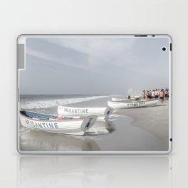 Beach Patrol Brigantine Laptop & iPad Skin