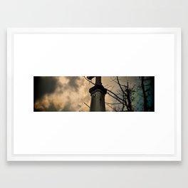 thousand years series (thorn) Framed Art Print