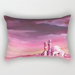 Dreamy Mosque Rectangular Pillow