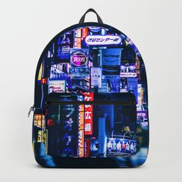 The light of night's streets_6 Backpack