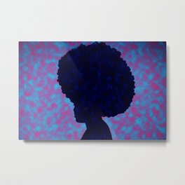 FroHer Metal Print