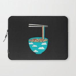 Rain-Bowl Laptop Sleeve