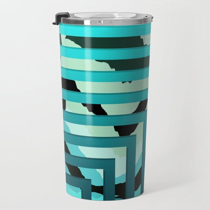 TOPOGRAPHY 2017-007 Travel Mug