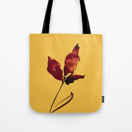 Floral Abstract No.2s by Kathy Morton Stanion Tote Bag