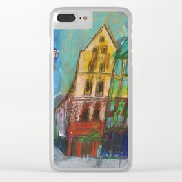 Cologne Old Market Clear iPhone Case