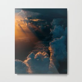 Incredible Skyscape Metal Print