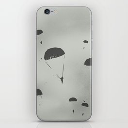 The Paratroopers iPhone Skin
