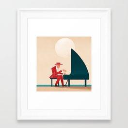 End of Summer Framed Art Print