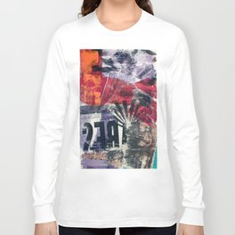 COLLAGE 18 Long Sleeve T-shirt
