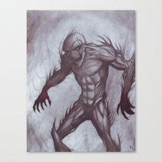 Sharp Edges Canvas Print