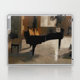 Grand Piano Artwork Laptop & iPad Skin