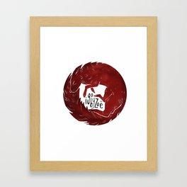 igobyzoe3 Framed Art Print