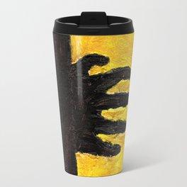 The Black Hand Travel Mug
