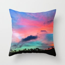 Landscape Photography by Jaime Serrano Throw Pillow