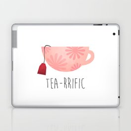 Tea-rrific Laptop & iPad Skin