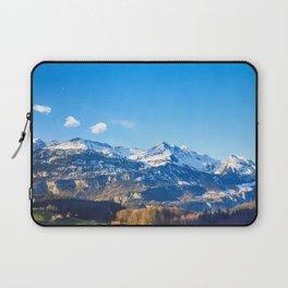 The Mountain Awaits Laptop Sleeve
