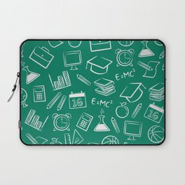 School chemical #7 Laptop Sleeve