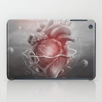 valentine iPad Cases featuring Valentine by Nicolas Jamonneau