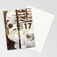 City 17 Stationery Cards