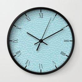 Bathroom Window Glass Wall Clock