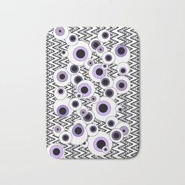 Peekaboo - Purple Bath Mat