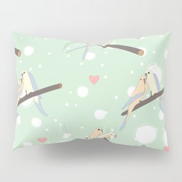 Birds Pillow Sham