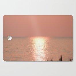 Wasaga Beach Sunset Cutting Board