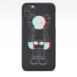 Trippy Kaws iPhone Case