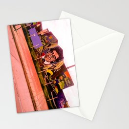 A tribute to Jaime Garzon Colombia misses him. Stationery Cards