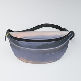 Tranquil Morning in the Adirondacks Fanny Pack