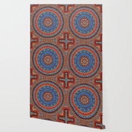 Hippie mandala 73 Wallpaper