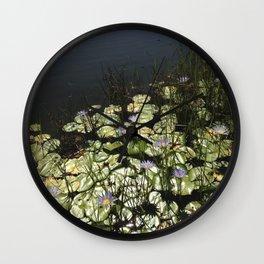 Tranguility Wall Clock