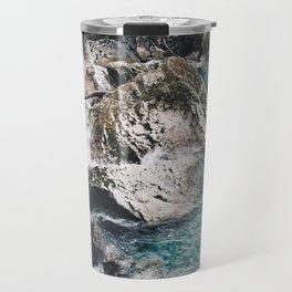 Glacial River Travel Mug