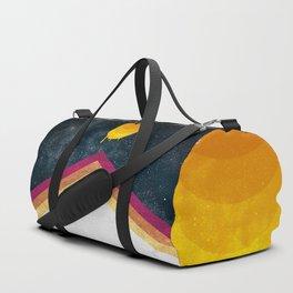 004 - Melting Moon drops Duffle Bag