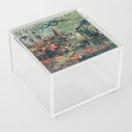 Seed Stone Acrylic Box